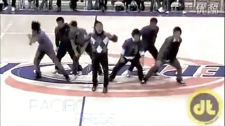 Quest Crew - She Cares Celebrity Basketball Game