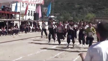 甘肃省临潭县冶力关镇中心校首届田径运动会5