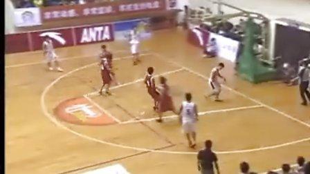 09浙江省大学生篮球联赛(专业组)温州大学vs浙江师范大学