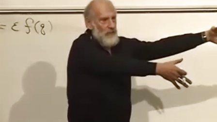 [斯坦福大学近现代物理专题课程-狭义相对论].lect5