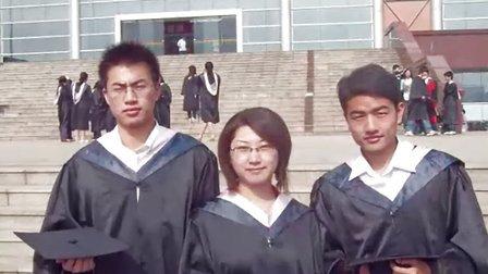 南阳师范学院05级6班广播电视新闻学 毕业纪念