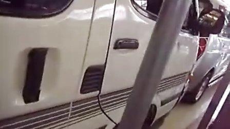 中国二手车金杯面包视频