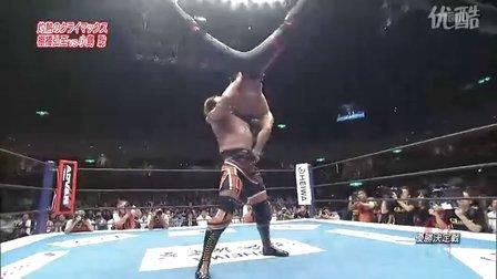 2010.08.15 新日本摔角 小島聰 vs 棚橋弘至 (G1 CLIMAX) - 2of2