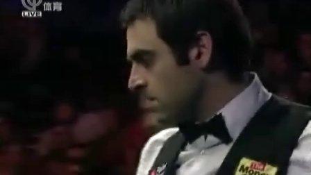 2010温布利大师赛决赛奥沙利文-塞尔比17-19局
