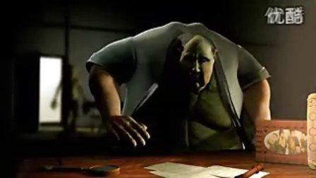 超牛超经典的3D动画短片(黑暗艺术) | Ranky  兰小奇