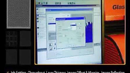 以色列DIP-tech Glassjet打印机型 工作流程