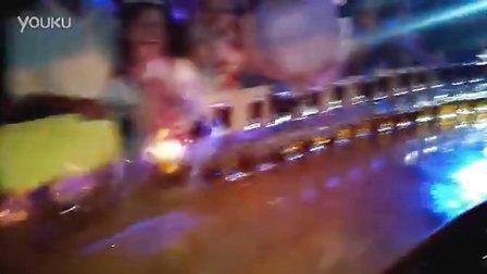 酒吧多米诺效应表演,连锁反应!【谷姐特搞队】