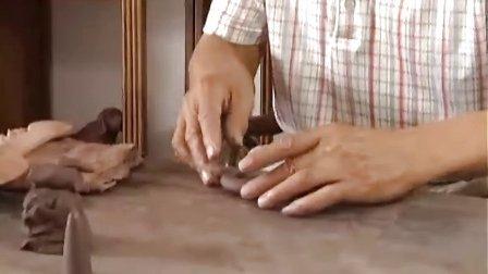 国家级高级工艺师 吴亚平全手工制壶全过程http:shop33918734.taobao.com