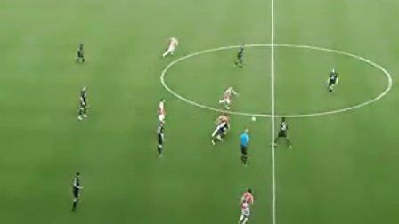 英超 吉格斯两度助攻 曼联客场胜斯托克城