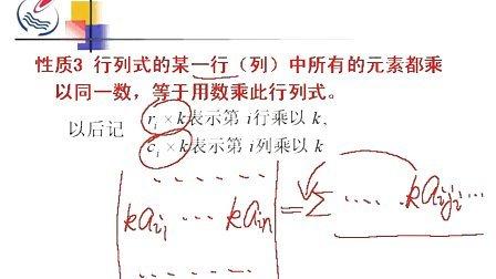 经济应用数学--线性代数.石油大学  03