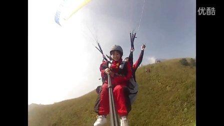 滑翔伞三角翼精彩视频集锦
