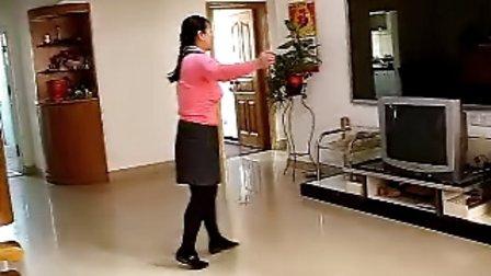 三明广场健身舞老鹰抓小鸡
