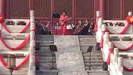 韩红新专发布 太庙门前献唱《听我的声音》