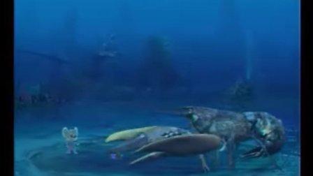 蓝猫淘气海洋系列--刺螫虾