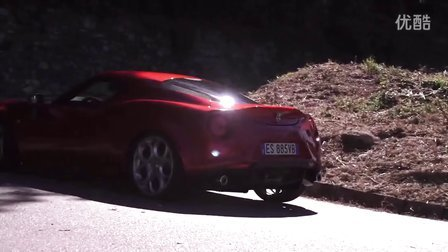 1Alfa Romeo 4C First Drive, Road and Track. CH
