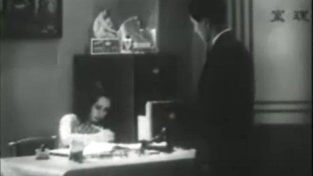 《桃李劫》1934应云卫自编自导 袁牧之 陈波儿主演 中国第一部以有声电影手法创作的影片插曲《毕业歌