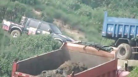 装载机挖掘机实际操作