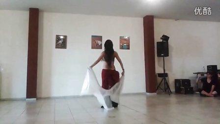 shahdana 纱巾舞