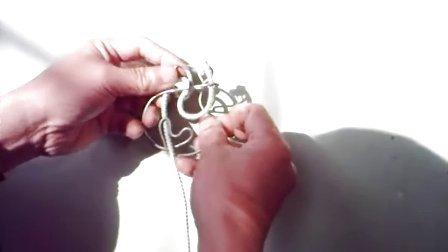 心型孔明锁.