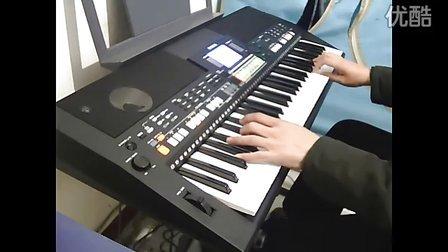 女儿情(西游记插曲) 电子琴演奏 - 阿校(无名食客)