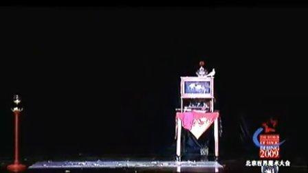 舞台魔术 京鸽手彩(09)刘明亚(中国)