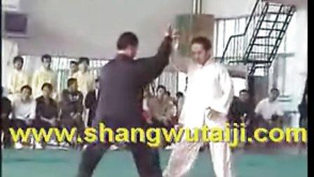 陈式洪派太极推手—杜林功、陈玉忠