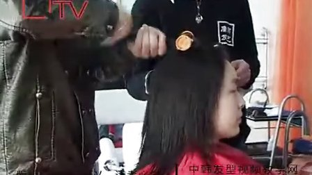 FATV视频_唐雨发艺沙龙现场作品作品四