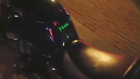 cb400试车视频