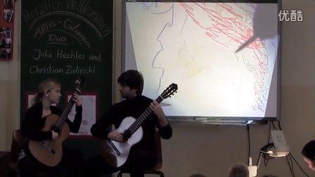 Paolo Bellinati: Jongo - ARTIS GitarrenDuo