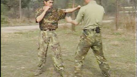特种兵搏击擒拿训练全套——军体拳第三套实战应用上 1