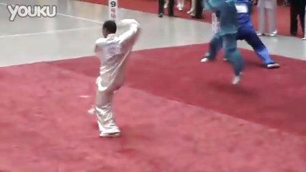 第六届国际浙江传统武术大赛比赛项目:孙氏绵拳连环套之片段