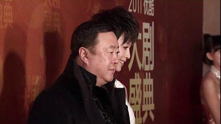 2011优酷大剧盛典 红毯 尤小刚 石小群 24