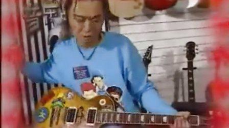 独门异招--李延亮摇滚吉他演奏教学_独门异招