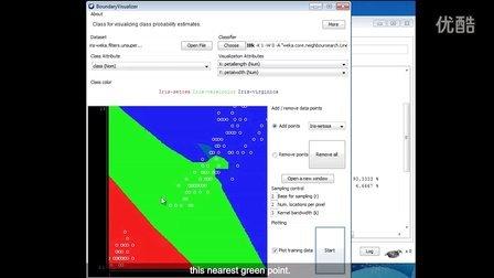 Weka在数据挖掘中的运用4.1 (英文字幕)