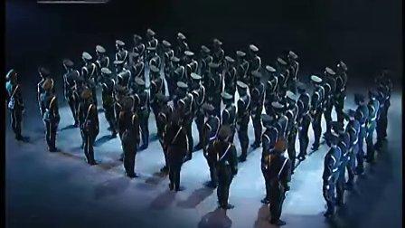 舞蹈《请祖国检阅》表演:总政歌舞团 等 请祖国检阅晚会