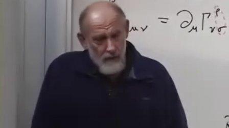 斯坦福大学近现代物理专题课程-广义相对论 Lecture07