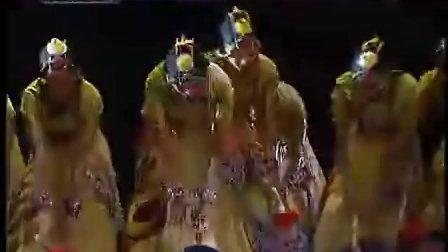 舞蹈《太阳鼓》表演:李婷婷 等 请祖国检阅晚会