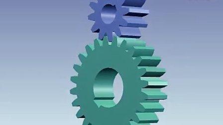 机械设计基础 第2版 教学视频素材 第13章 直齿圆柱齿轮传动
