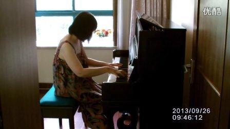 墨西哥电影《叶塞尼亚》插曲-钢琴wqs