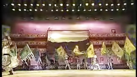 科尔沁右翼中旗2010春晚全集 4