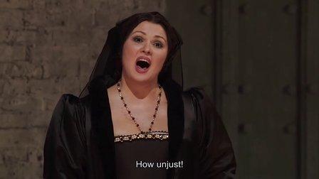 《安娜·波莱娜》ANNA BOLENA,Act II[Met 2011,英文字幕]