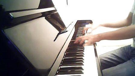 钢琴 假如爱有天意 《不可不_tan8.com