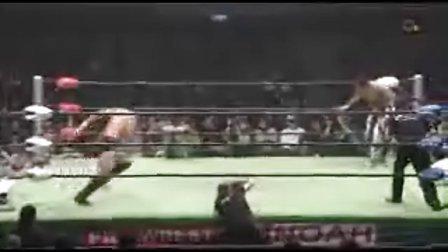 2010.12.05 NOAH 丸藤正道 vs KENTA
