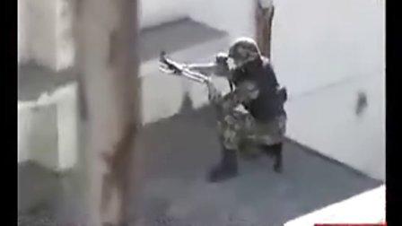 解密武警特警部队中的反恐狙击手上集