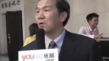 陕西省旅游局副局长陈清亮欢迎观众朋友到陕西省旅游