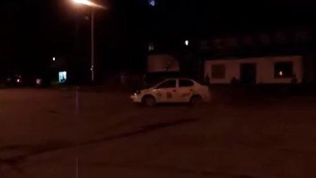 阳泉WRC改装车爱好者首次活动视频