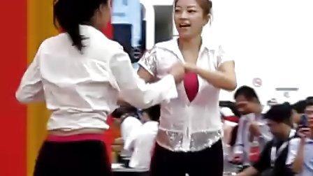 苏州08年10月电子博览会展台宣传