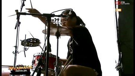 MIYAVI Live in Maquinaria Festival Chile 2011