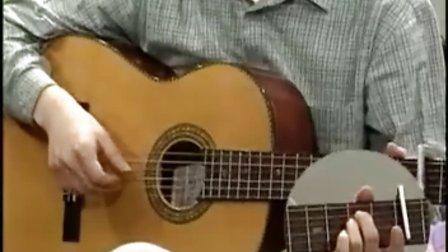 吉他视频教学讲座(第八讲)20050409