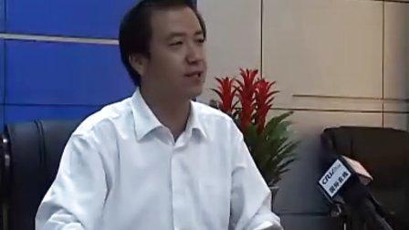 采访:青海省互助土族自治县人民副县长 张胜源